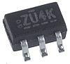 ON Semiconductor NC7WZU04P6X Dual CMOS Inverter, 6-Pin SC-70