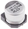 Nichicon 100μF Electrolytic Capacitor 16V dc, Surface Mount