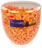 3M 1100 Unattached Disposable Ear Plugs, 37dB, Orange, 500 Pairs per Package