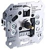 2 Way 1 Gang Rotary Dimmer Switch, 600W,