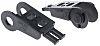 Igus Polymer 25.5mm Mounting Bracket 10, B15i, e-chain