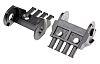 Igus Polymer 51.5mm Mounting Bracket 1400, e-chain