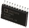 Analog Devices ADM2587EBRWZ-REEL7 Line Transceiver, 20-Pin SOIC W