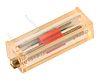 Bourns 3006 15-Gang THT Trimmer-Potentiometer, Seitliche Einstellung, 10kΩ, ±10%, 0.75W, Pin