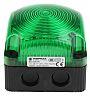 Výstražný maják, řada: BMW 853 barva Zelená LED Povrchová montáž, Nástěnná montáž 115 → 230 v AC