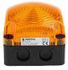 Werma 853 Yellow LED Beacon, 24 V dc,