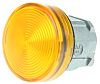 Schneider Electric Orange Pilot Light Head, 22mm Cutout