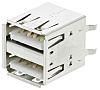 Wurth Elektronik, WR-COM USB Connector, Socket A, Solder,