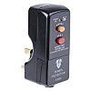 Masterplug RCD Plug Adapter 2 Pole ,Rated At