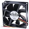 Sanyo Denki San Ace 9S Series Axial Fan,