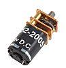 RS PRO Brushed DC Motor, 0.46 W, 6