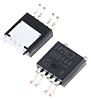 Infineon ITS428L2ATMA1High Side, High Side Switch Power Switch IC 5-Pin, TO-252