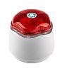 Hosiden Besson Banshee Excel Lite Sounder Beacon 110dB, Red Xenon, 9 → 30 V dc