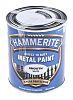 Hammerite Anti-Corrosion Smooth White Paint, 750ml Tin
