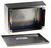 Rittal HD, 304 Stainless Steel Wall Box, IP66, IP69K, 120mm x 300 mm x 200 mm