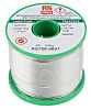 RS PRO 1.27mm Wire Lead Free Solder, +217°C
