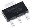 ON Semiconductor, 3.3 V Linear Voltage Regulator, 400mA,