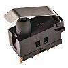 Alps Alpine Micro Switch, SPDT, 100 mA @