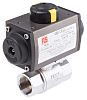 RS PRO Ball Pneumatic Valve, 1 in BSP