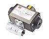 RS PRO Ball Pneumatic Valve, 3/4 in BSP