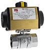 RS PRO Ball Pneumatic Valve, 1-1/4 in BSP