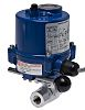RS PRO Ball Electrically Actuated Valve, 1/4 in