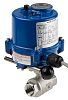 RS PRO Ball Brass Ball Valve with Electric