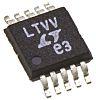 LT1715IMS#PBF Analog Devices, Dual Comparator, CMOS, TTL O/P,