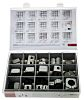 Wurth Elektronik 33 piece Ferrite Design Kit Includes Snap Ferrite