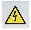 RS PRO Hazard Warning Sign
