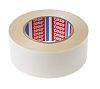 Tesa 51960 White Double Sided Plastic Tape, 50mm