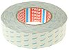 Tesa 4943 White Double Sided Cloth Tape, 38mm