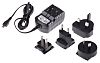 RS PRO, 10W Plug In Power Supply 5V, 2A, Level V Efficiency, 1 Output Power Adapter, Interchangeable