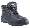 Dickies Redland Black Steel Toe Capped Mens Safety Boots, UK 9, EU 43