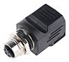 Weidmuller Cat5 M12 Socket/RJ45 Socket Adapter