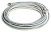 Weidmuller Grey Cat6 Cable S/FTP LSZH Male RJ45/Male