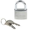 ABUS 64TI/40 KA6411 All Weather Titalium Weatherproof Padlock Keyed Alike 40mm