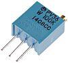 100kΩ Through Hole Trimmer Potentiometer 0.5W Top Adjust