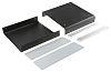 METCASE Unicase Black Aluminium Project Box, 260 x