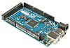 Placa de desarrollo de Arduino, con núcleo AVR