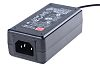 RS PRO 15V dc Power Supply, 1.2A, C14