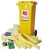 RS PRO 120 L Chemical Spill Kit
