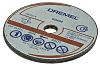 Dremel Silicon Carbide Cutting Disc, 3 in pack