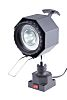 Serious Halogen Machine Light, 12 V, 50 W, Short