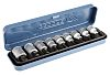 Gedore IN 19 PM 9 Piece Socket Set,