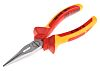 Gedore 160 mm Steel Long Nose Pliers With