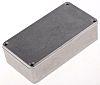 Hammond 1590, Unpainted Die Cast Aluminium Enclosure, IP65,