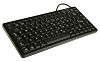 Cherry Keyboard Wired PS/2, USB Compact, QWERTY (UK)