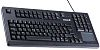 Cherry Touchpad Keyboard Wired USB Compact, Ergonomic, AZERTY