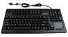 Cherry Touchpad Keyboard Wired USB Compact, Ergonomic, QWERTY